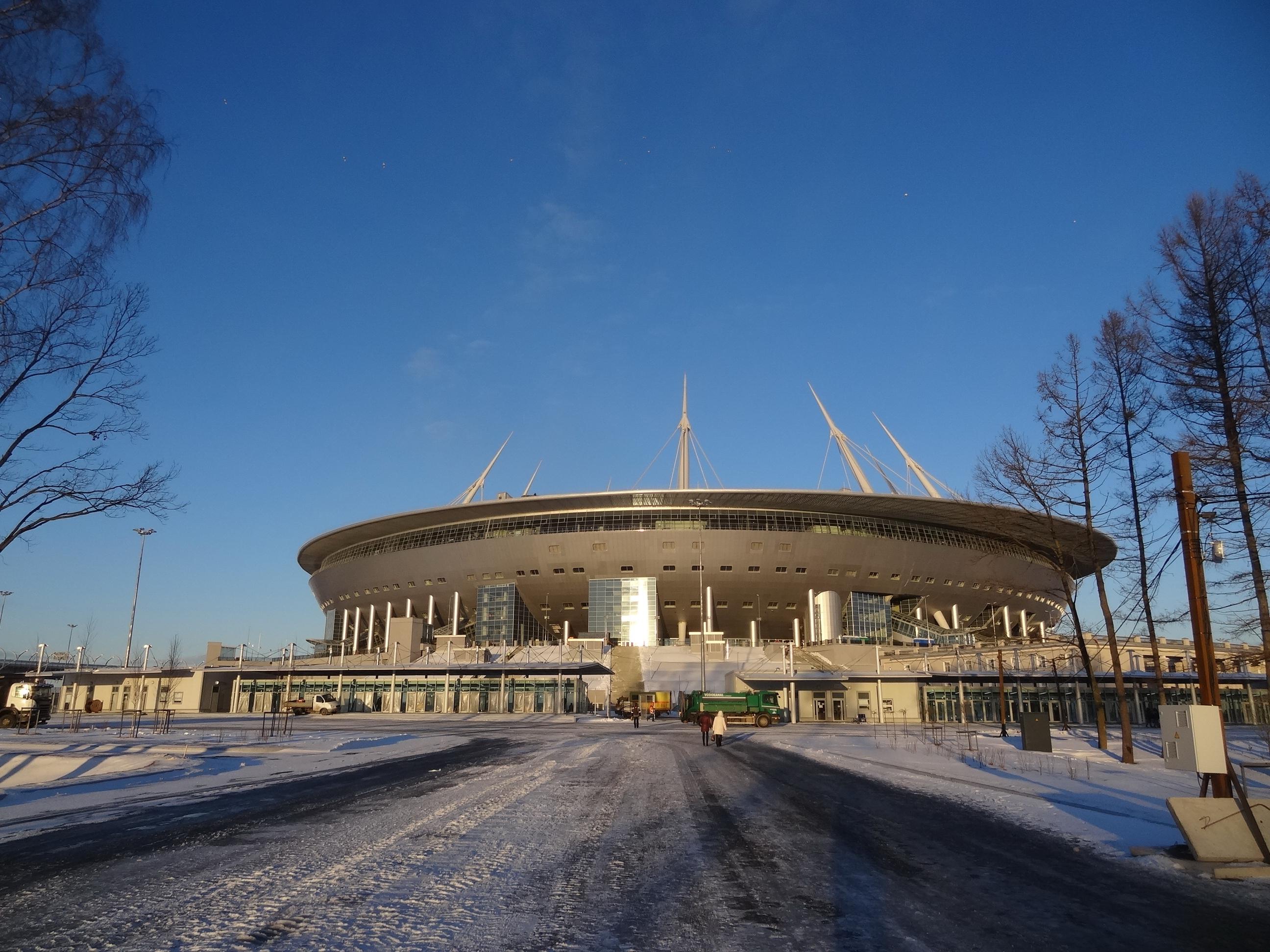 Фотографии зданий и сооружений, построенных с применением конструкций, изготовленных ООО«СКСтройкомплекс-5»