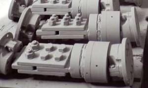 Демпферы-амортизаторы на нагрузку 30 т